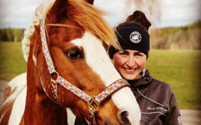 """""""Pferde für unsere Kinder e.V.""""-Interview mit Lena Auburger"""