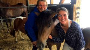 Pferde für unsere Kinder e.V.-Interview Lena Auburger und Ktrin Rheinländer-Mix 2020 - Foto: Katrin Rheinländer-Mix