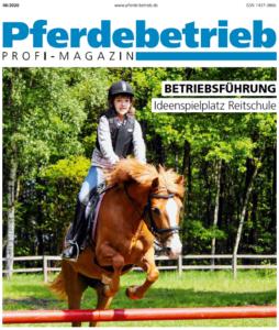 Pferdebetrieb Reitschul-Spezial 2020 (I) - Pferde für unsere Kinder e.V.