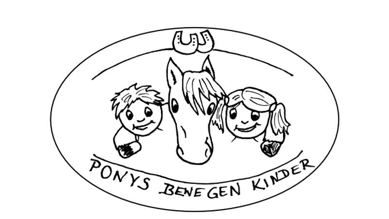 Ponys bewegen Kinder