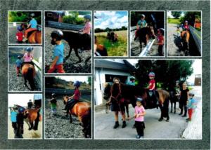 Besuch der Königskinder bei den Ponys - Pferde für unsere Kinder e.V.