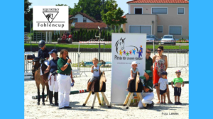 Equistro-Fohlencup der PZG Holledau