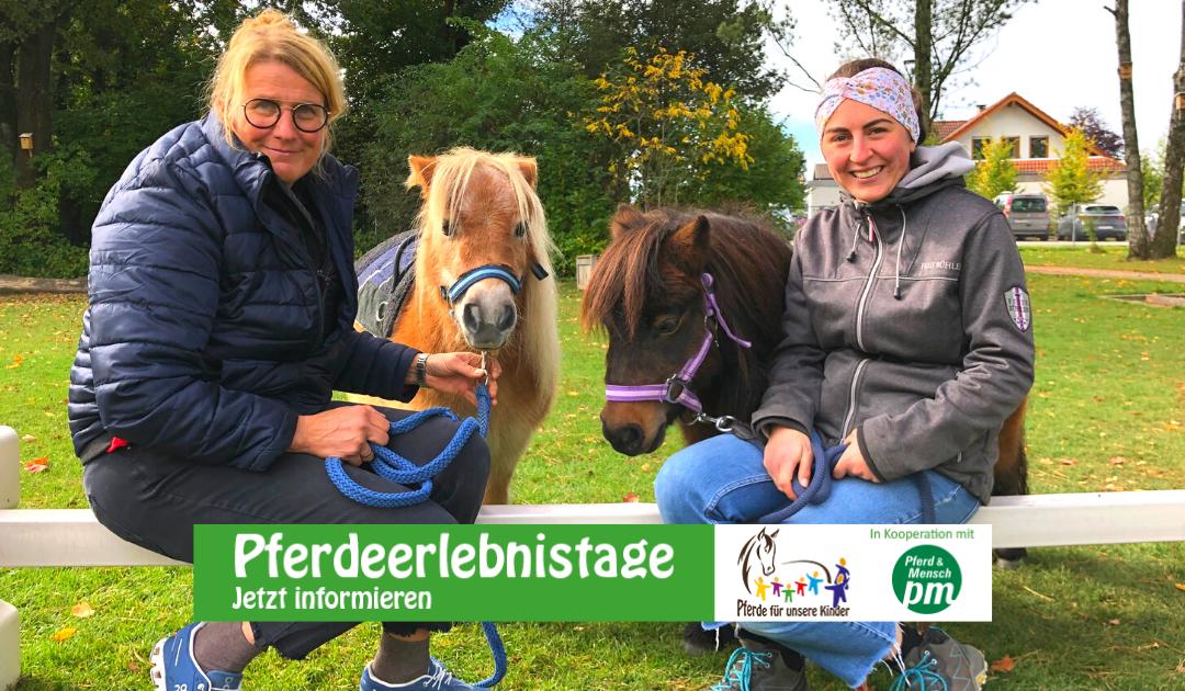 """""""Pferde für unsere Kinder e.V.""""-Interview mit Ursula Karst"""